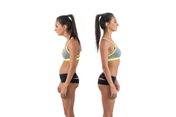 姿勢が悪いと運動効率は悪くなる?の画像