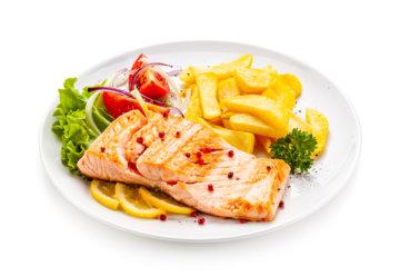ダイエット効果を上げる魚の食べ方(駒沢店ジム解説) の画像