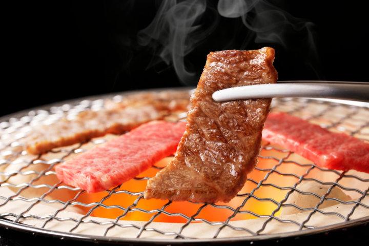 焼き肉のタンパク質