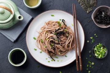 ダイエット効果を上げる『蕎麦(そば)効果と選び方』の画像