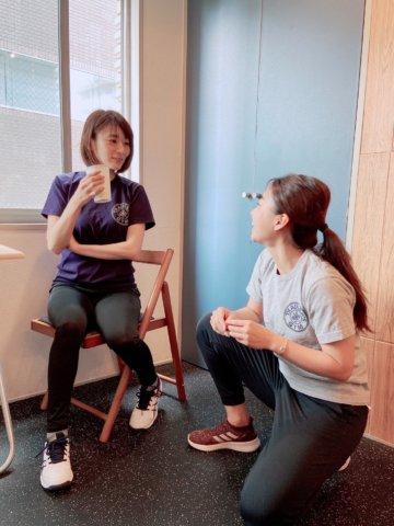 パーソナルトレーニング(トレーナーズジム 駒沢店)