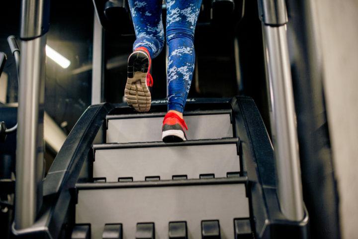 階段を使って痩せ体質に!の画像