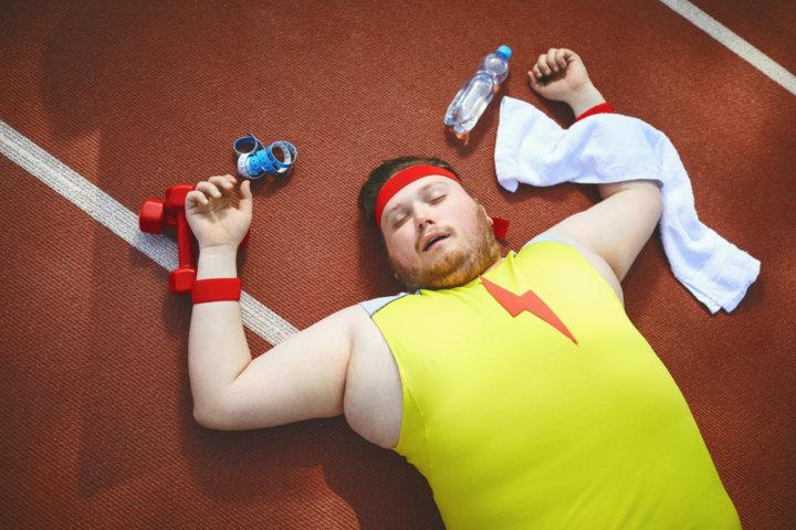 部分痩せとダイエット(ダイエット専門曙橋パーソナルトレーニング ジム)の画像