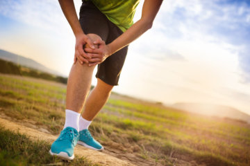 梅雨の時期膝が痛む!「関節痛」と「天気」の関係の画像