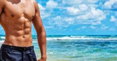 『夏は待ってくれない!憧れの割れた腹筋になる方法』夏に向けて胸のトレーニング用