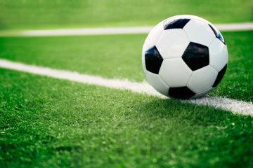 サッカーで使う筋肉の画像