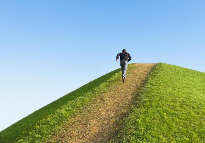 坂道で痩せ体質