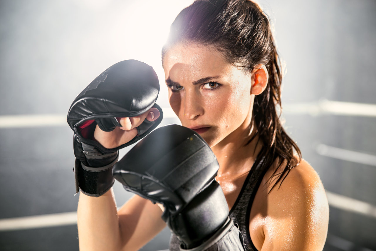 ボクシングとダイエット(ダイエット専門曙橋パーソナルトレーニング ジム)の画像