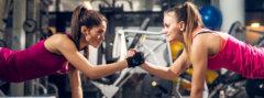 『筋トレの種類と特徴(自宅トレーニングとジムトレーニング)』ダイエット等ボディメイクでのセルフチェック用