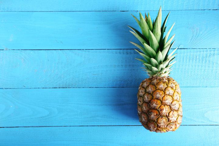 筋トレの効果を上げる『パイナップル』とはの画像