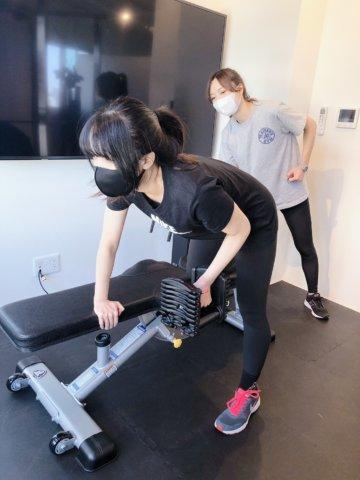 パーソナルトレーニング(トレーナーズジム 江古田店)