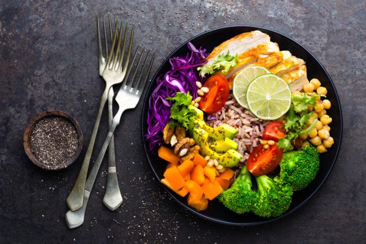 野菜が筋肉にもたらす作用(高円寺 ジム解説)の画像