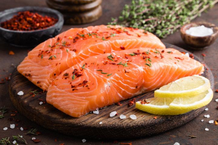 サーモンの持つ栄養素はダイエットにおすすめ(練馬・江古田のパーソナル ジム監修)の画像