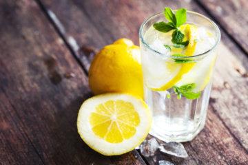 レモンに含まれるビタミンCの効果の画像