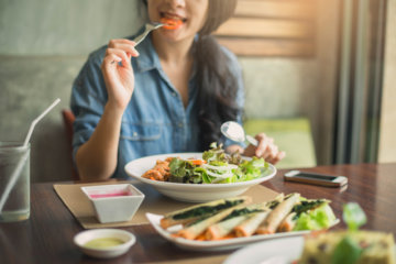 ダイエットにいい食材選び(高円寺 ジム解説)の画像
