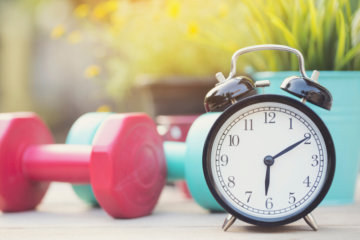 筋トレにおすすめの時間帯【パーソナルトレーナー解説】(ダイエット専門駒沢大学パーソナルトレーニング ジム)の画像