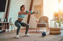 『家でのトレーニングでも筋肉をつける方法』江古田駅と新江古田駅を歩くエネルギー消費量