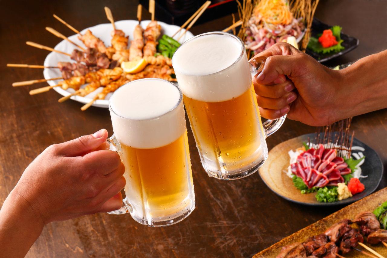 お酒とチェイサー(高円寺 パーソナルトレーニングジム解説)の画像