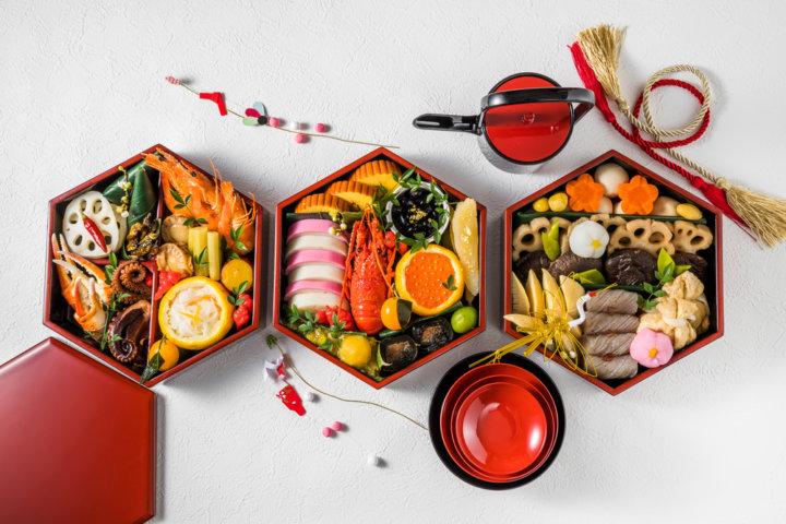 これで安心正月太り防止おせち食材マニュアル(ダイエット専門駒沢大学パーソナル ジム)の画像