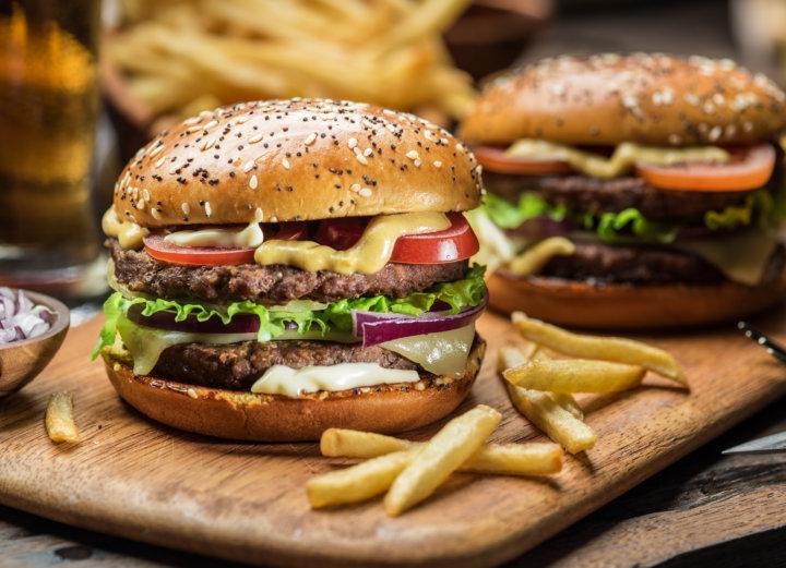 炭水化物!!脂質!!ハンバーガー食べたい!!(高円寺 ジム解説)の画像