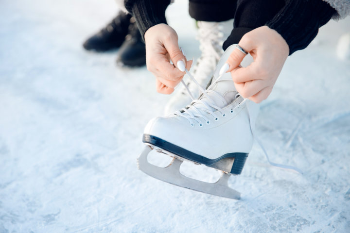 フィギュアスケートってどんな筋肉を使っているのか(ダイエット専門駒沢大学パーソナルトレーニング ジム)の画像