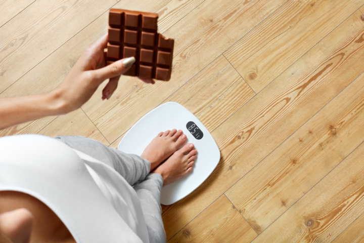 チョコレートとダイエット(ダイエット専門曙橋パーソナルトレーニング ジム)の画像