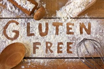 小麦粉でグルテンフリー