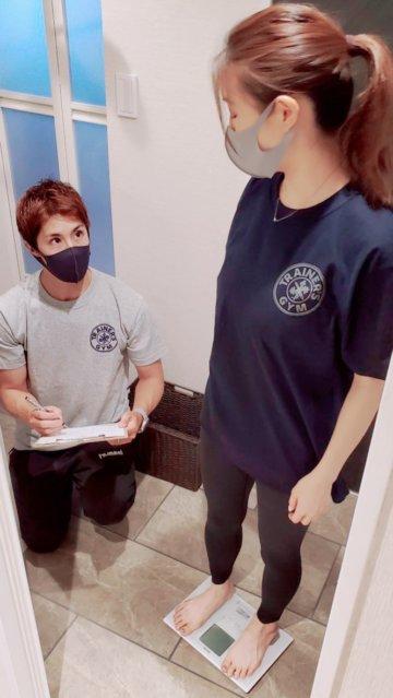 パーソナルトレーニング(トレーナーズジム 曙橋店)
