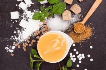 カロリーゼロの天然甘味料の存在について!! (ダイエット 専門都立大学パーソナル ジム)の画像