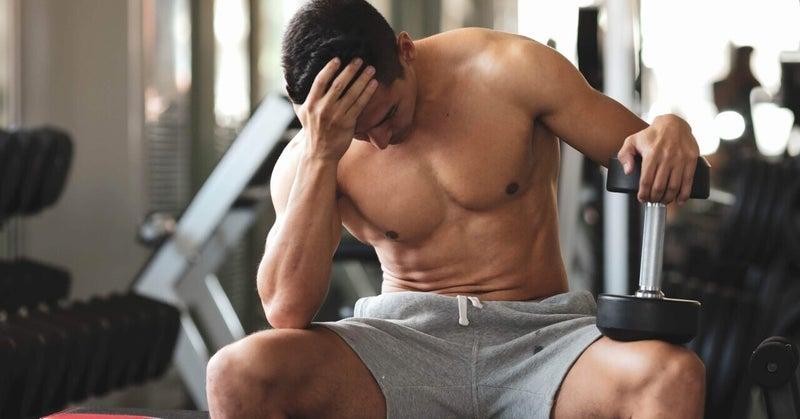 筋肉痛がこないと筋肉は成長しないのか?の画像