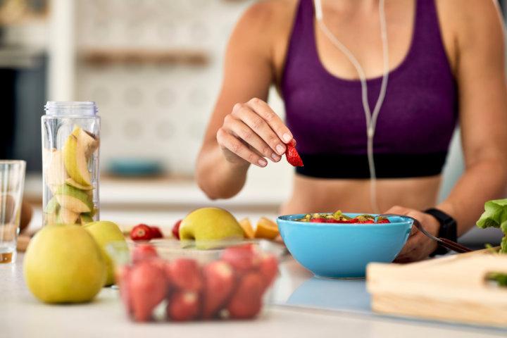 運動前に食べてはいけないもの    (ダイエット専門駒沢大学パーソナルトレーニング ジム)の画像