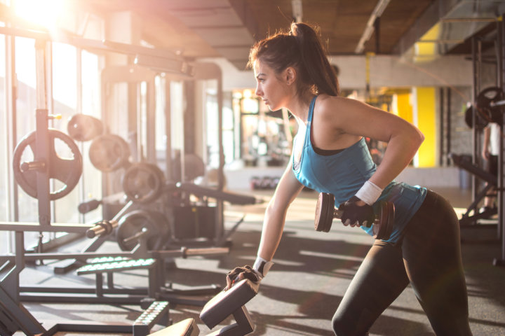 筋肉をつけながら痩せるには?!  (ダイエット 専門都立大学パーソナル ジム) の画像