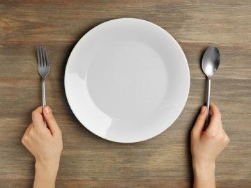 効果的に栄養を摂取する人
