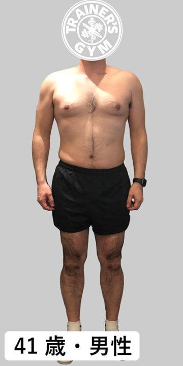 41歳・男性の画像