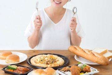 栄養の摂れる食事例(ダイエット専門曙橋パーソナルトレーニング ジム)の画像