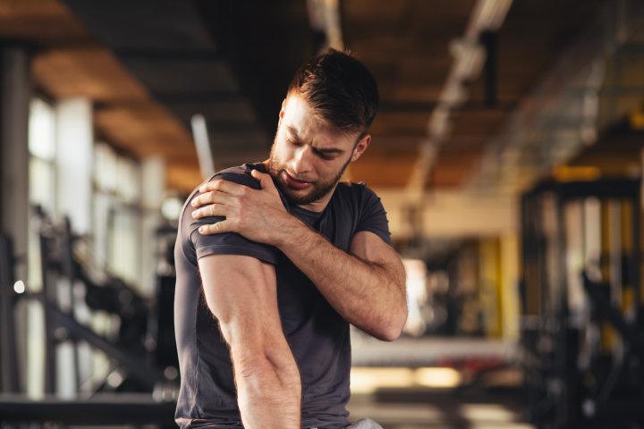 筋肉痛とトレーニング(ダイエット専門曙橋パーソナルトレーニング ジム)の画像