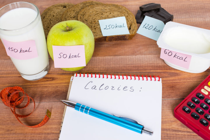 ダイエットの基本!必ず痩せるためのカロリー計算の画像