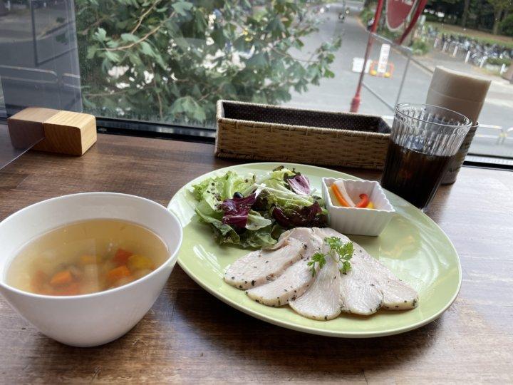 トレーナーおすすめランチ『Running Station&Recovery cafe Grunmeal 駒沢公園』(ダイエット専門駒沢大学パーソナルトレーニング ジム)の画像
